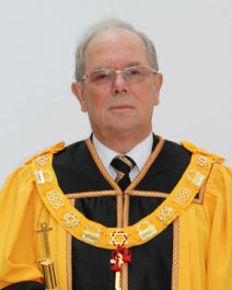 Provincial Grand Summus R. Dist. Comp. Richard Byron Owen, V