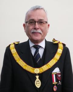 The Provincial Grand Supreme Ruler R.Wy. Bro. Bernd Wegerhoff