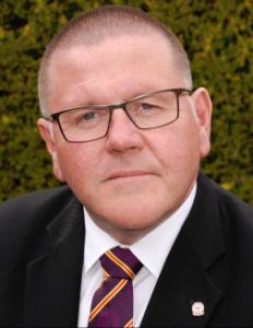 Rt Ill Kt Alan Baverstock Intendant-General Thames Division